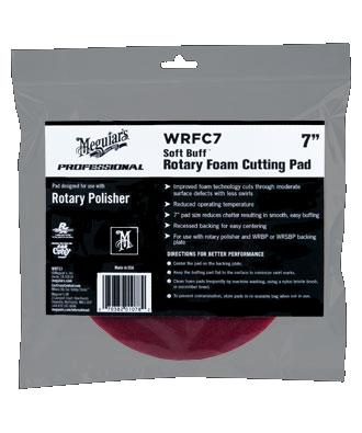 SOFT BUFF ROTARY FOAM CUTTING PAD