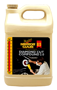 Meguiar's Mirror Glaze Diamond Cut