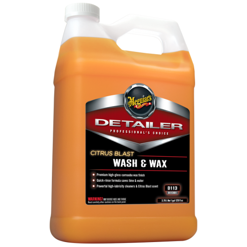 D11301 Citrus Blast Wash & Wax