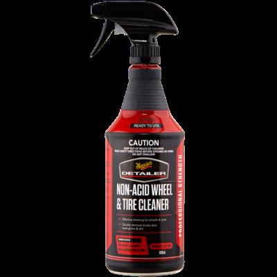 Non-Acid Wheel & Tire Cleaner